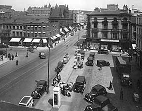 The History of Clayton Square – Phil Gray Sat 1st August – 2.00pm.